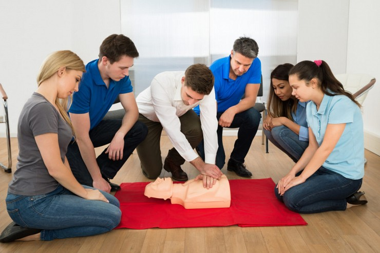 CPR Training Toronto